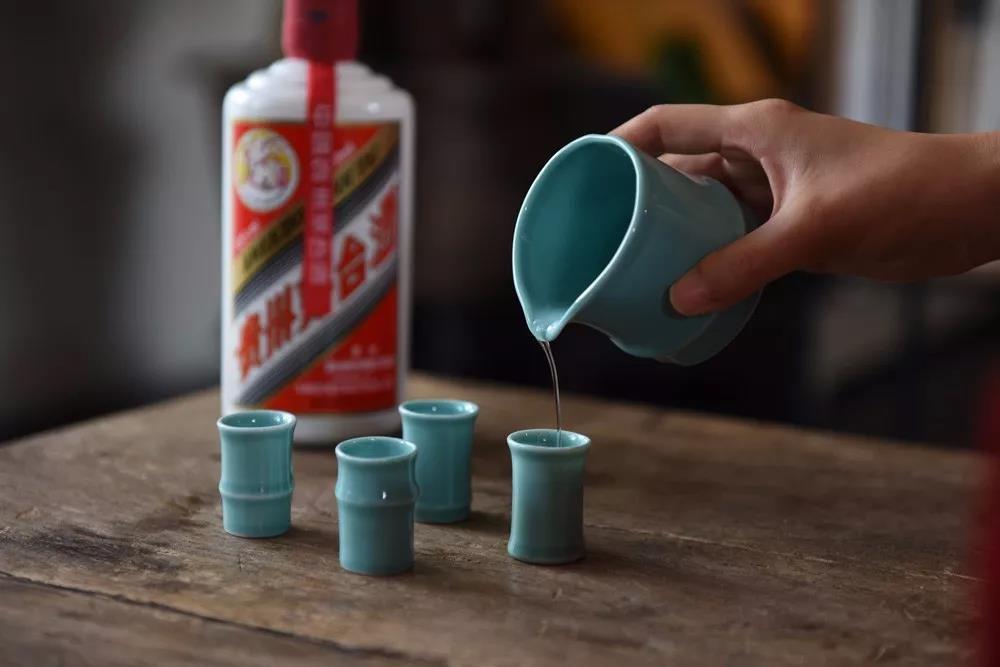 酱香型白酒酒杯醒酒器