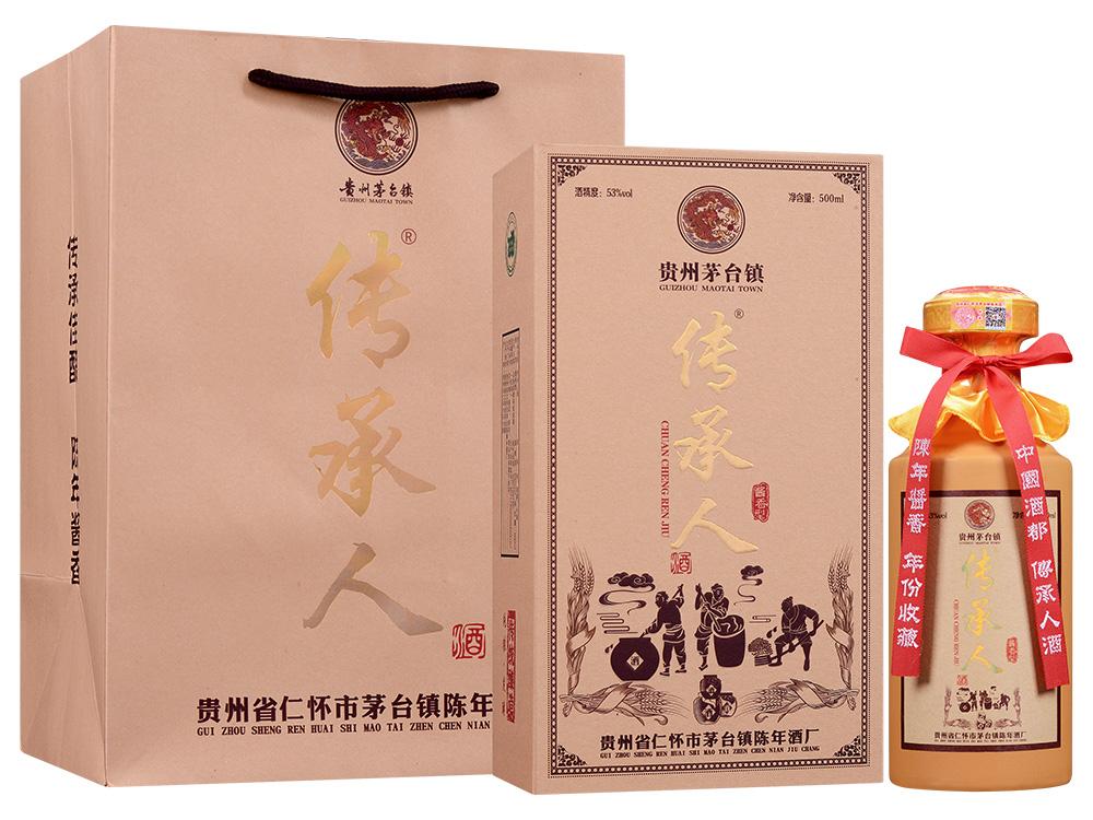 传承人礼盒